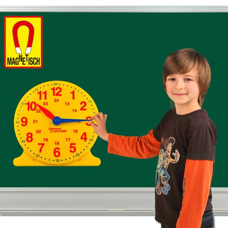 Lernuhr für Schulen