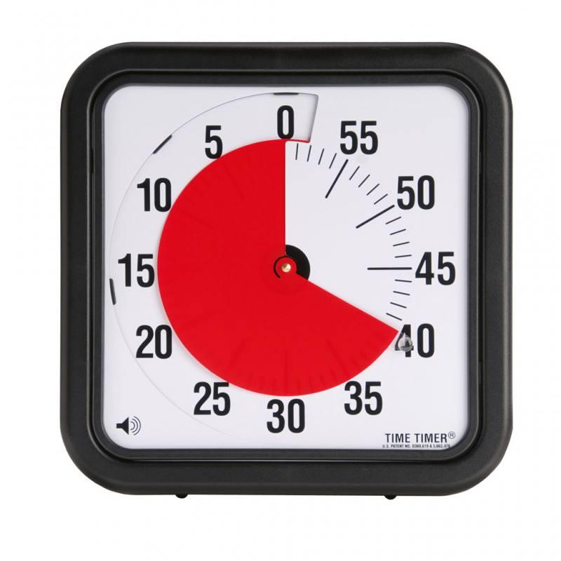 Time Timer® mit Signalton – groß