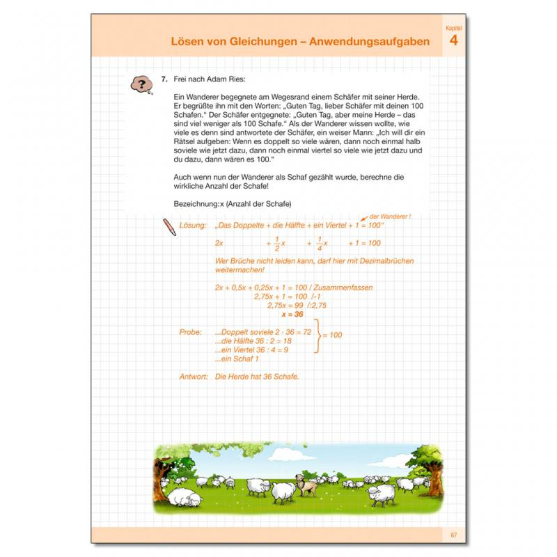 Großzügig Arbeitsblatt Lösen Linearer Gleichungen Bilder ...