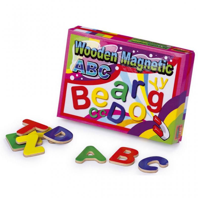 Magnet ABC - bunt