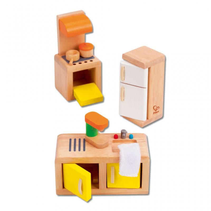 Puppenhausmöbel - Küche