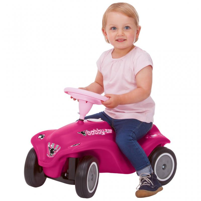 BIG NEW Bobby Car - Rockstar Girl