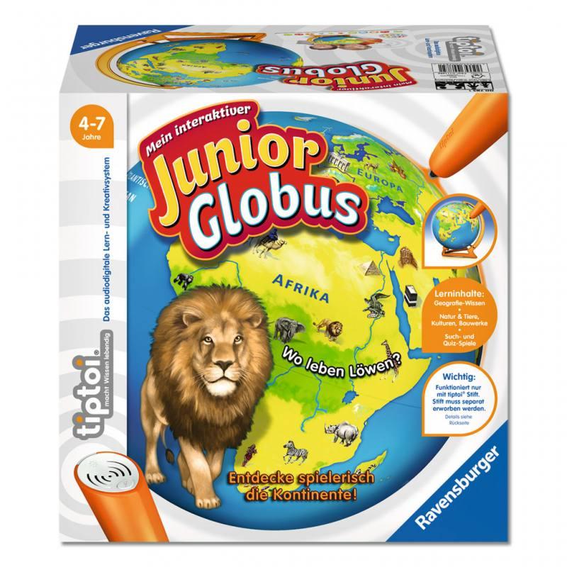 tiptoi® Mein interaktiver Globus Junior