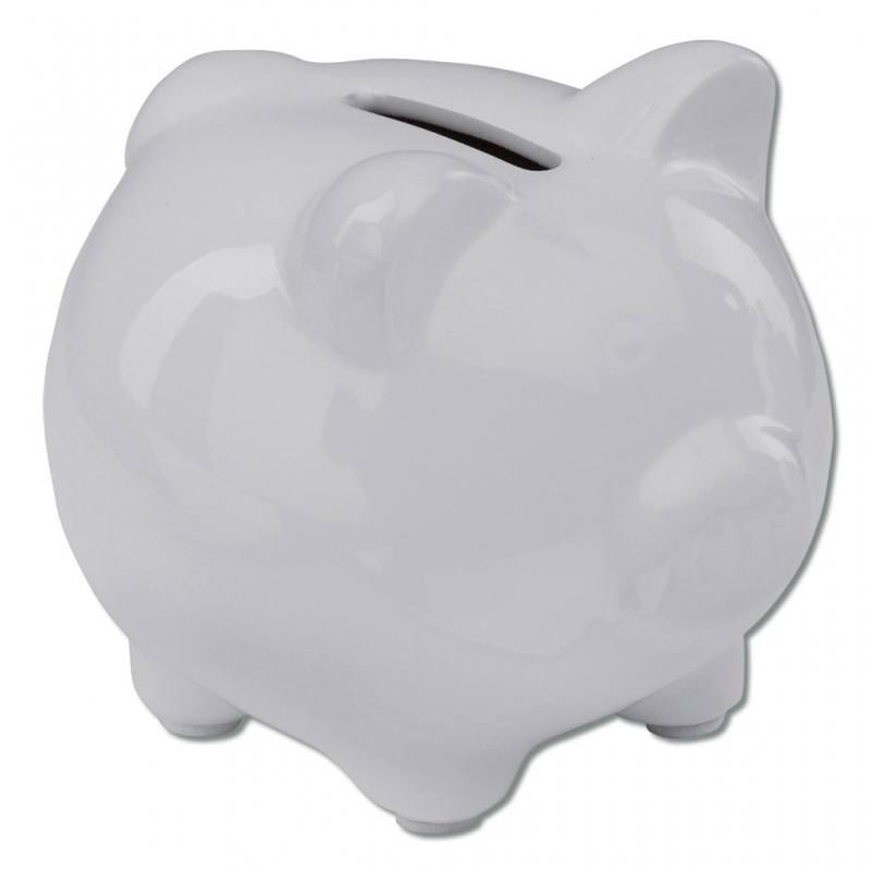 Keramikschwein