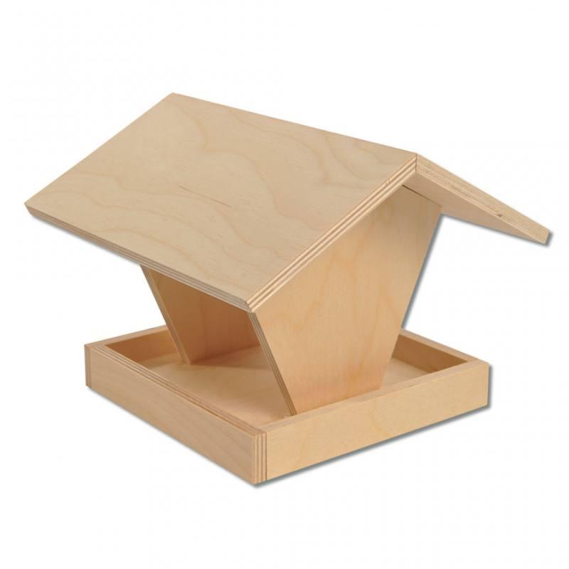 Vogelhaus - Bausatz