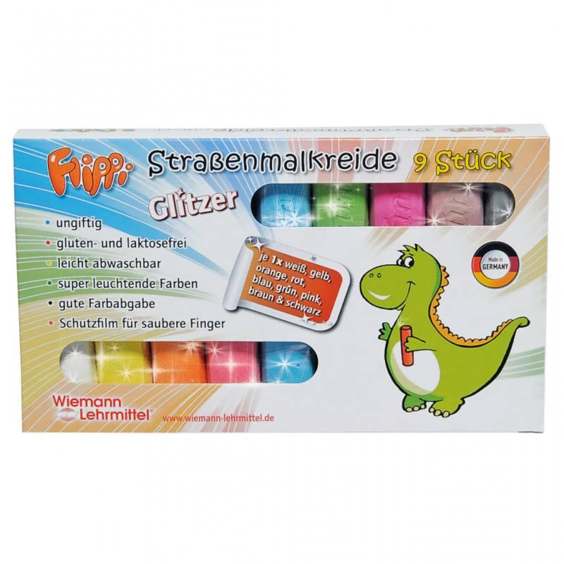 Flippi® Straßenkreide für Kinder