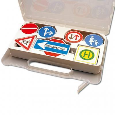 Verkehrszeichenbox