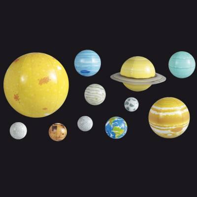 Unser Sonnensystem - aufblasbar