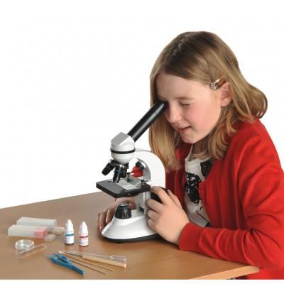 Schülermikroskop WL 4-40 Elementar