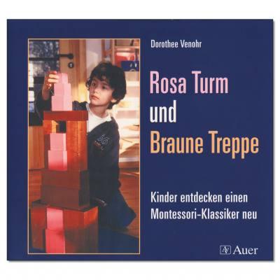 Rosa Turm und Braune Treppe
