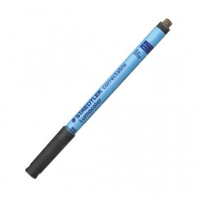 Wasserlöslicher Stift mit Reinigungsschwamm