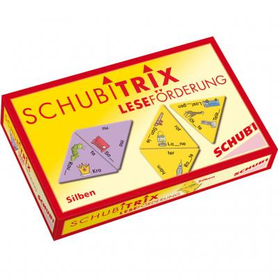 SCHUBITRIX Leseförderung - Silben