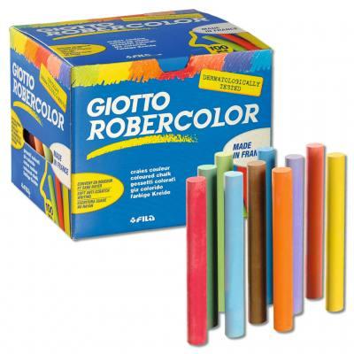 ROBERCOLOR - -Kreide - 10-farbig sortiert