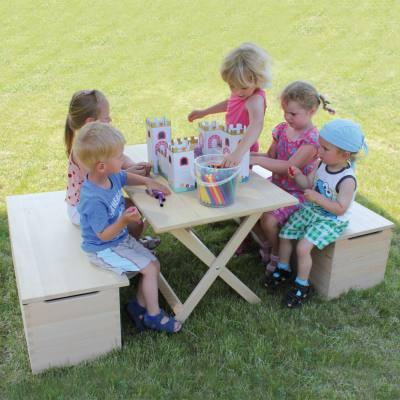 Kindersitzgarnitur - 3-teilig