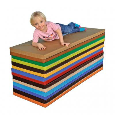 Liegepolster, 140 x 60 x 8 cm - in 7 Farben lieferbar