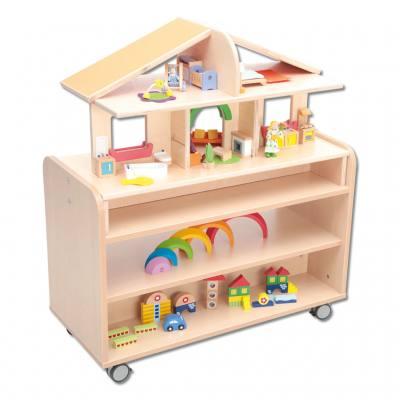 "Mobile Spielwelt ""Puppenhaus"""