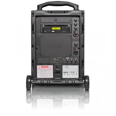 RCS Sound Center DSC-100S1 - mit Akku