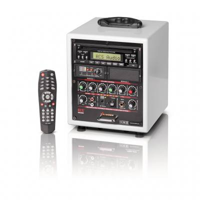 RCS Sound Center SCW 500 Funk - ohne Akku
