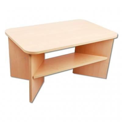 Tisch in Birkeoptik