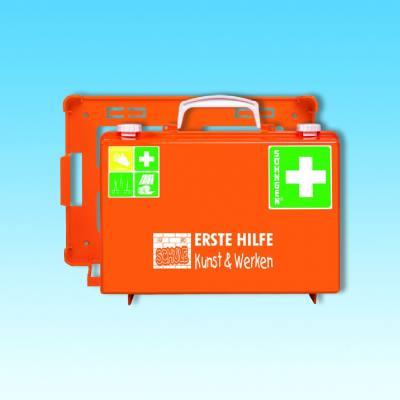 Erste-Hilfe-Koffer KUNST & WERKEN