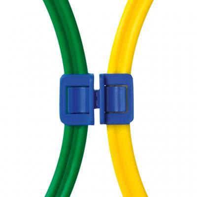 Verbinder-Clips - mit Federdruck