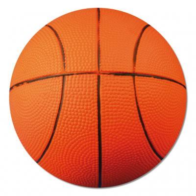 Junior-Basketball - orange