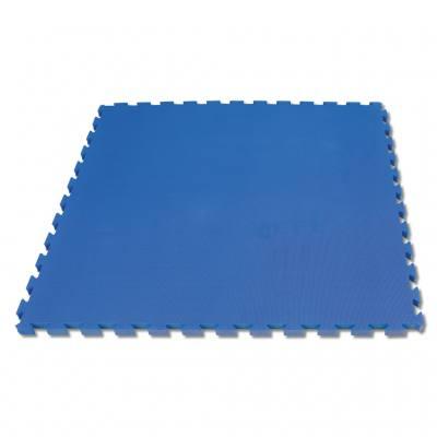 Sport- & Spielteppich - blau