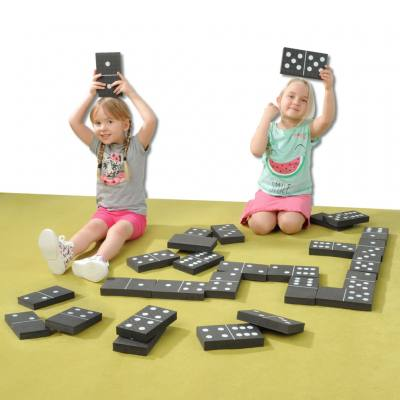 Riesen-Domino