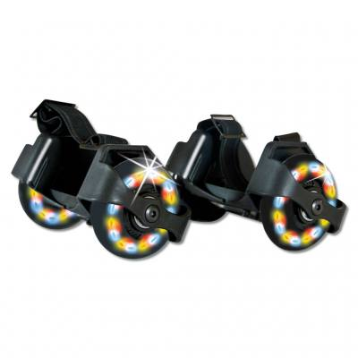 Flashy Rollers mit 3 LED's