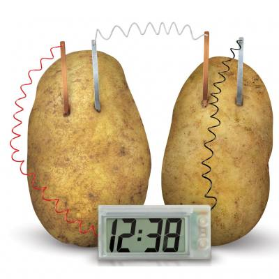 Kartoffeluhr
