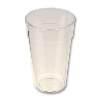 Trinkbecher (transparent) 0,25 ml - 6 Stück