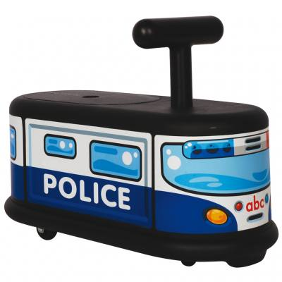 Kübelrutscher - Polizei