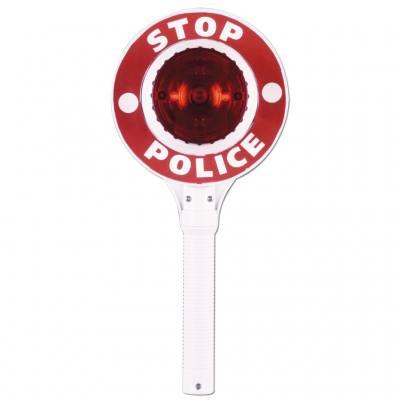 Polizeikelle - mit Blinklicht