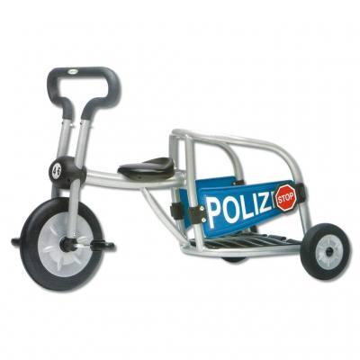 Dreirad Polizei