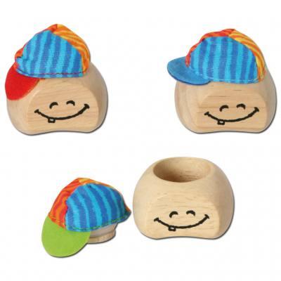 Milchzahndöschen mit Mütze