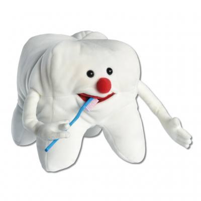 "Handpuppe ""Zahn"""