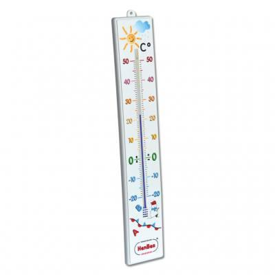 Großes Kindergarten-Thermometer