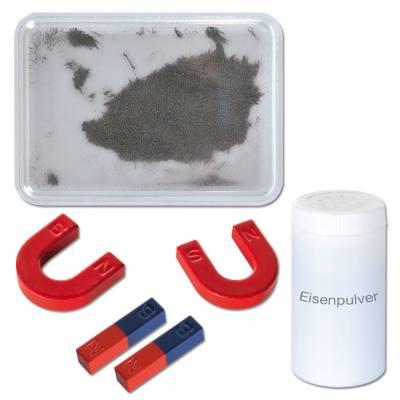 Eisenpulver - Experimentier-Set