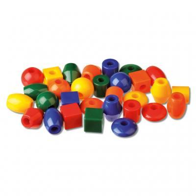 Riesen-Perlen - 250 Stück