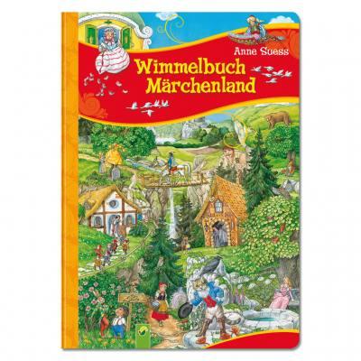 """Wimmelbuch """"Märchenland"""""""