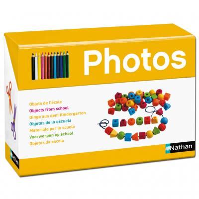 """Bildkarten Grundwortschatz """"Kindergarten"""""""