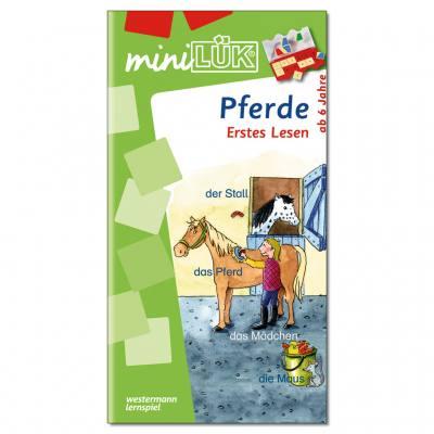 Pferde – Erstes Lesen - miniLÜK