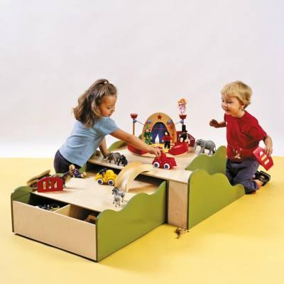 Spieltisch für Kindergarten und Krippe