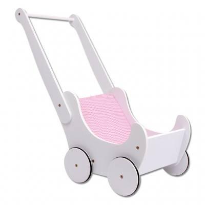Haba Puppenwagen - weiß