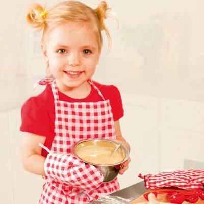 Koch- und Backset
