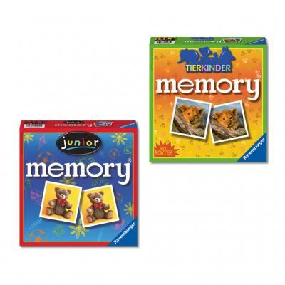 """Memoryset® """"Junior & Tierkinder"""""""