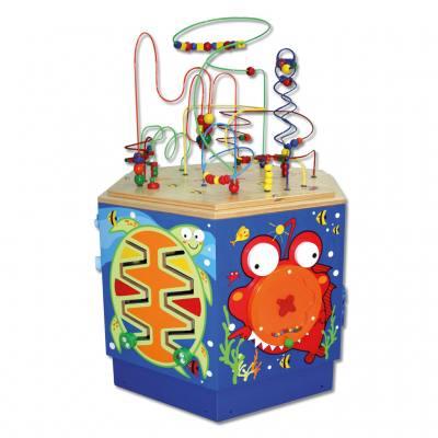 Spielblock Korallenriff