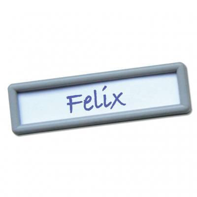Rahmen für Namensschilder
