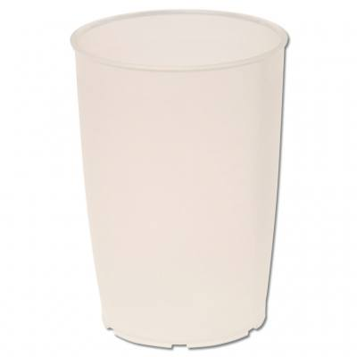 Trinkbecher, Füllmenge 0,25 l - transparent