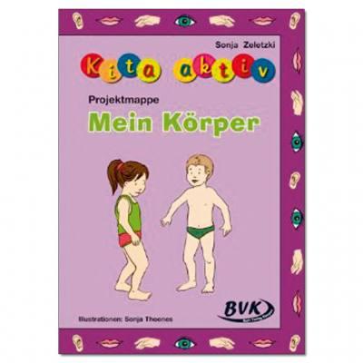 "Kita aktiv Projektmappe ""Mein Körper"""